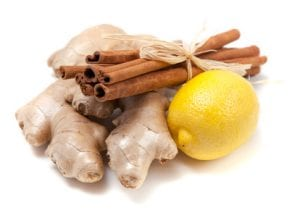 Ginger and spice for herbal medicine